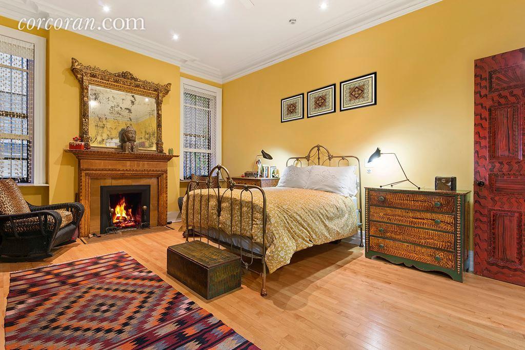 39 east 10th street, master bedroom, greenwich village, co-ops