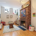 302 5th Avenue, second living room, play room, fireplace, co-op, park slope