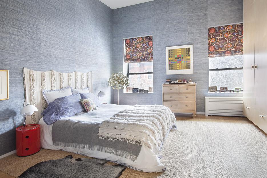 396 Franklin Avenue, master bedroom, clinton hill, condo, brownstone duplex