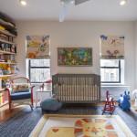 396 Franklin Avenue, second bedroom, children's bedroom, condo, clinton hill