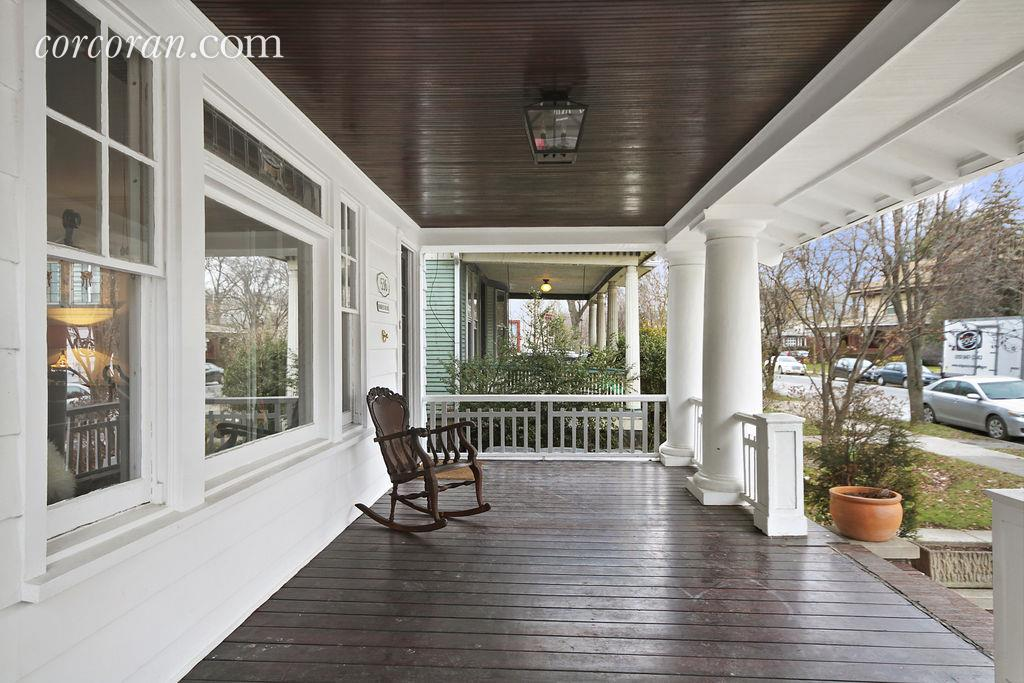 536 East 18th Street, ditmas park, freestanding house, victorian, front porch