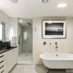 58 Walker Street, bathroom, penthouse loft, duplex, condo, tribeca
