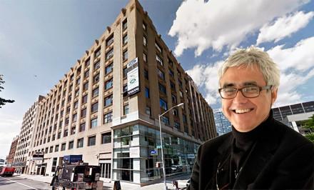 Rafael Vinoly, 787 Eleventh Avenue, Bill Ackman, Pershing Square Capital, NYC starchitecture