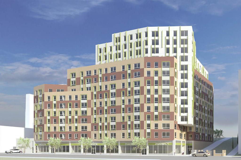824 St. Ann's Avenue - RKTB Architects, Affordable Housing, Bronx apartments