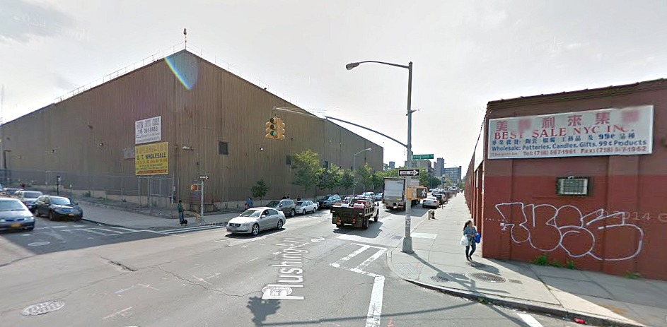 930 Flushing Avenue, Bushwick development, Rheingold Brewery