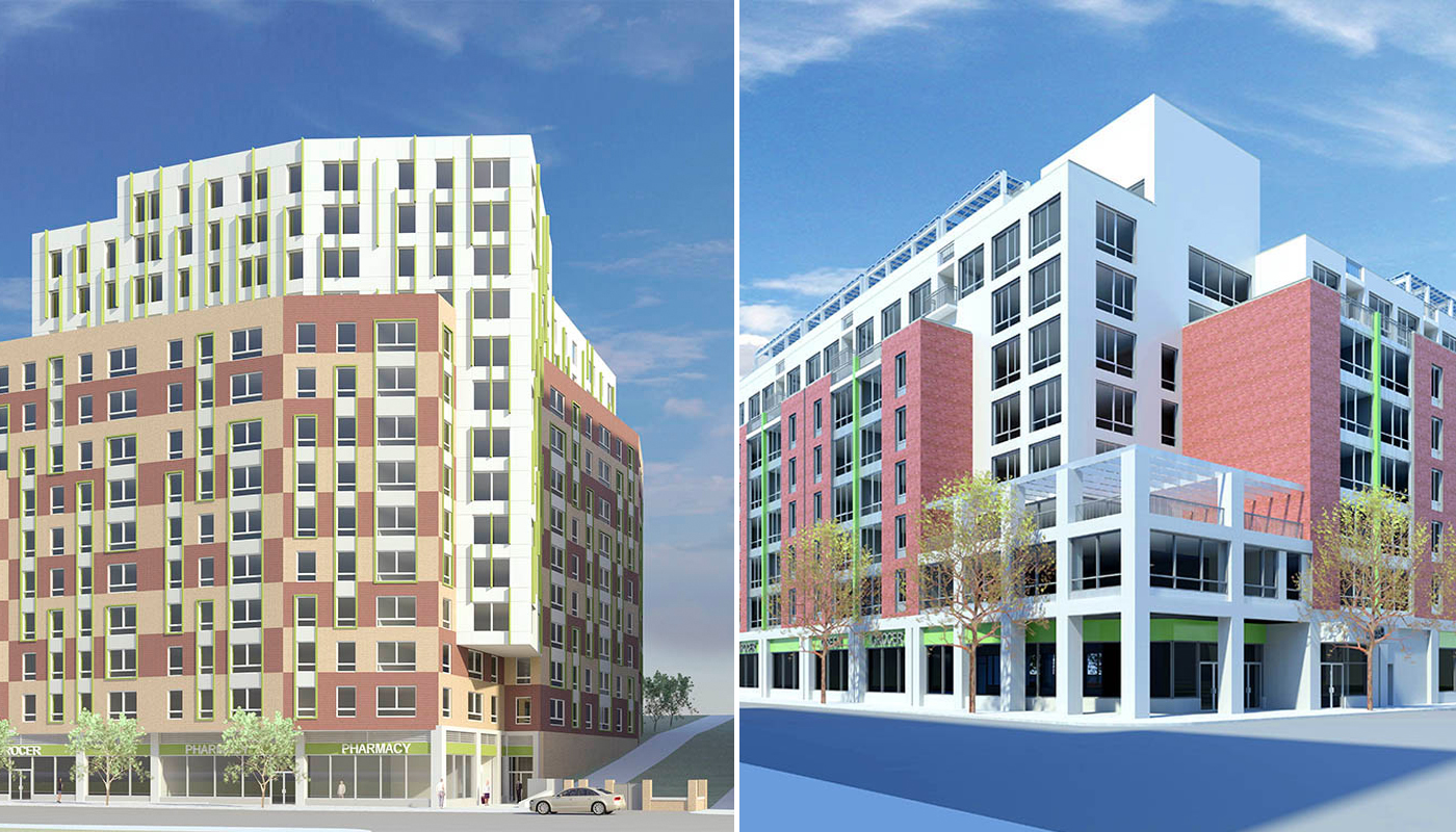 RKTB Architects Design Two New Affordable Housing ...