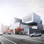 Bjarke Ingels, BIG architecture, NYPD 40th Precinct, NYPD architecture, South Bronx development