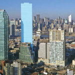 Court Square City View Tower, 23-15 44th Drive, Long Island City development, United Construction & Development Group, tallest building in Queens, NYC tallest towers, Goldstein Hill & West Architects