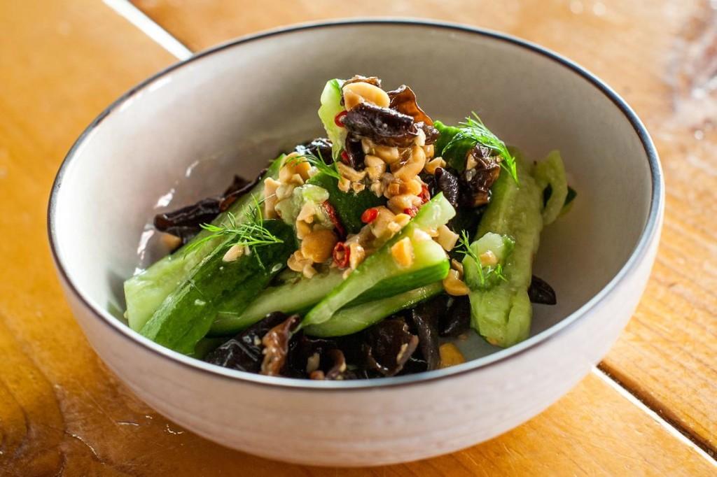 Cucumber Salad_YunnanBBQ