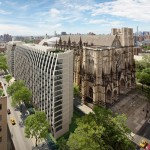 Cathedral of St. John the Divine, Enclave at the Cathedral, 400 West 113th Street, Brodsky Organization,