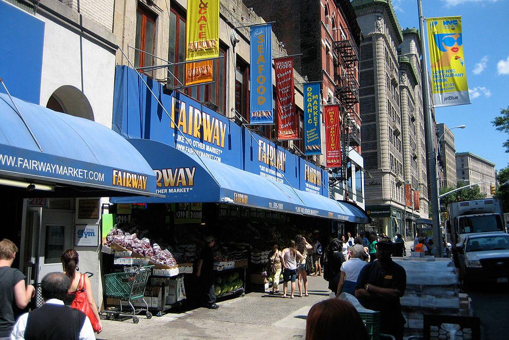 Fairway, Fairway Grocery, Upper West Side, Whole Foods, Grocery Stores, Red Hook, Fairway Red Hook