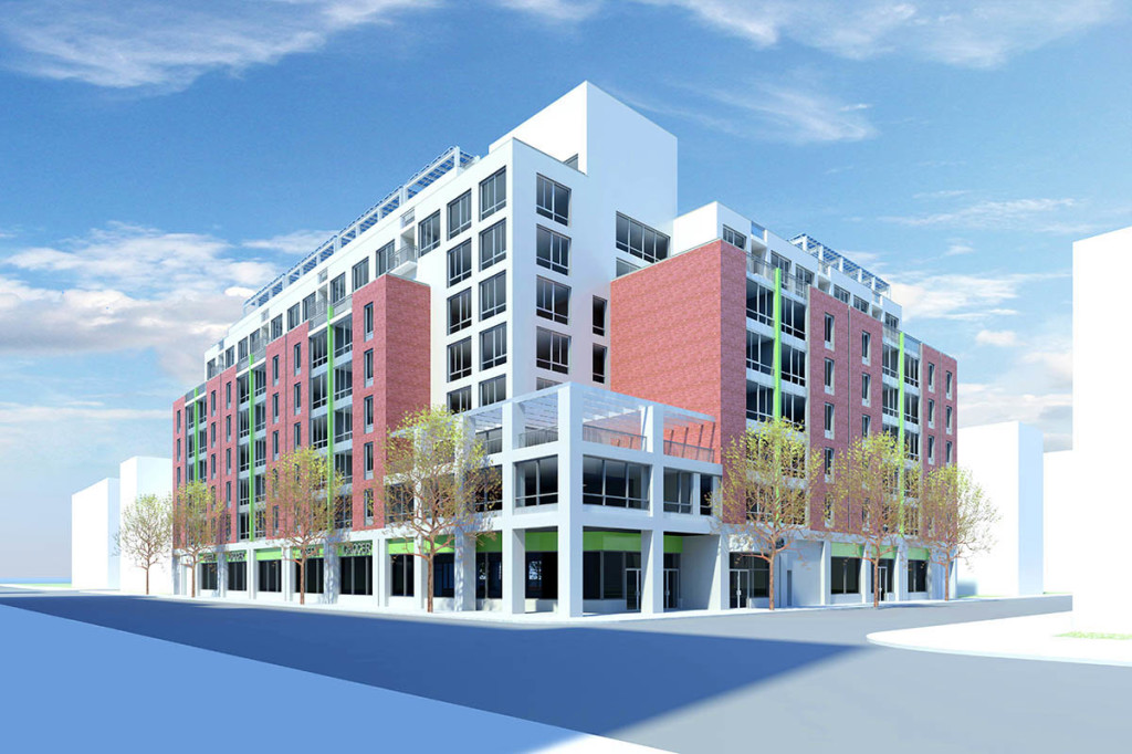 142nd Street and Saint Anne's, RTKL Architects, Affordable Housing, Bronx apartments