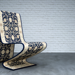 This Floating Persian Rug Is Actually A Sturdy Chair 6sqft