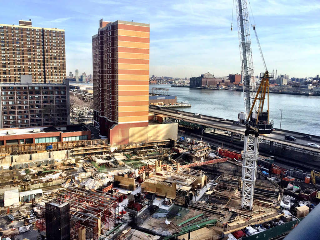 One Manhattan Square - NYC skyscrapers, Gary Barnett-Extell 10