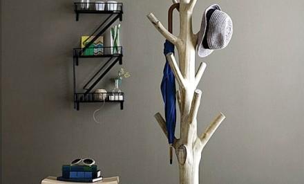 Yosemite Coat Rack, Uncommon Goods, mangosteen tree