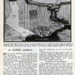 Modern Mechanix, Norman Sper, Filling the Hudson, History, Urban Design,
