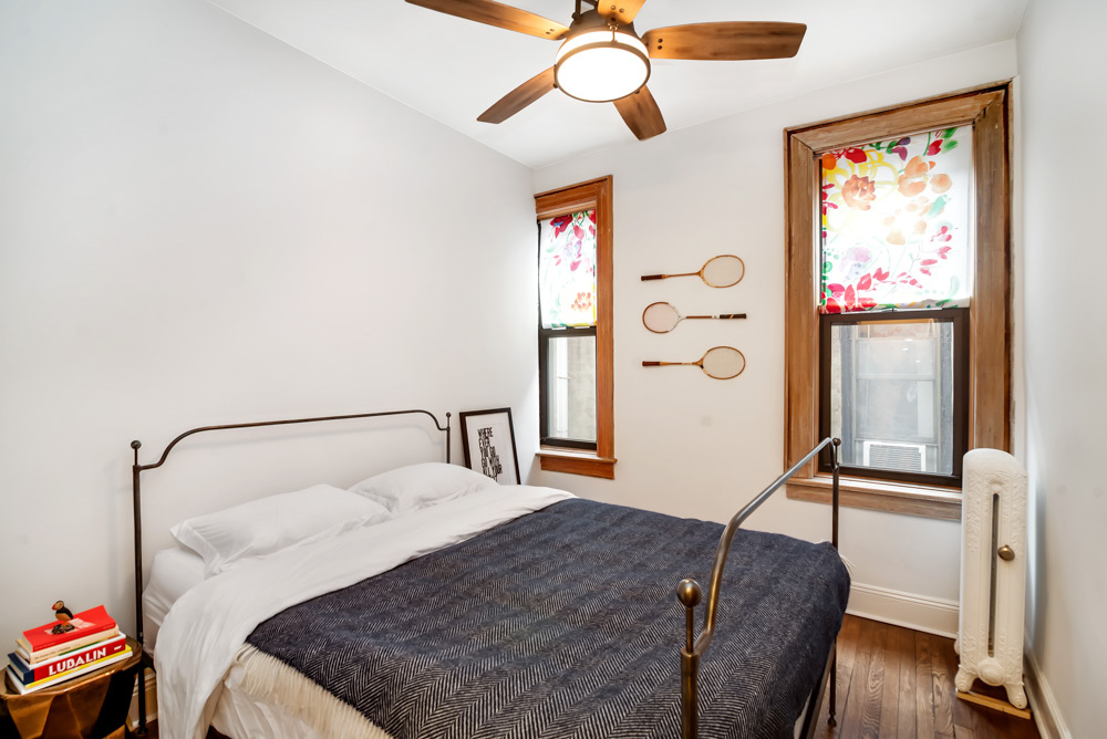 404 3rd Street, park slope, master bedroom