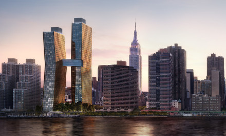 626 First Avenue, JDS Development, SHoP Architects, East River development