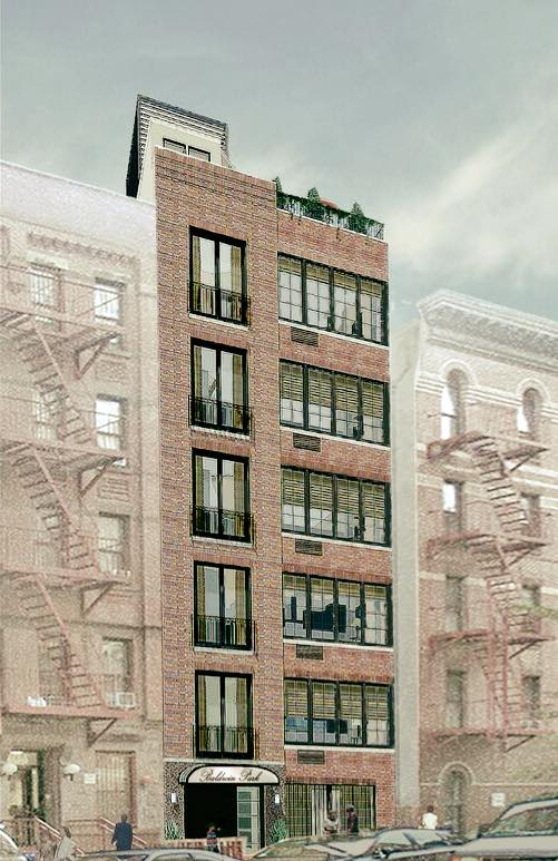First look at harlem 39 s baldwin condominiums inspired by for Condos for sale in harlem
