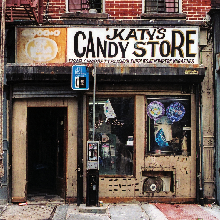 Katy's Candy Store, Privilege Signs, James and Karla Murray, disappearing storefronts, NYC mom and pops