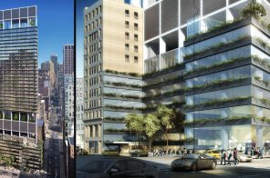 First renderings of Rafael Viñoly's new 40-story Nomad Ritz Carlton tower