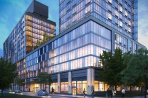 Live in Long Island City's luxurious rental tower, the Hayden, from $947/month
