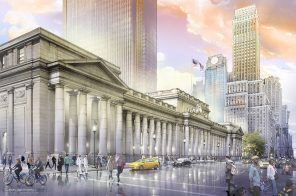 Preservation unbound: Is a plan to re-build the original Penn Station a viable option?