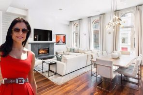 Rent Bethenny Frankel's chic Soho condo for $13K/month