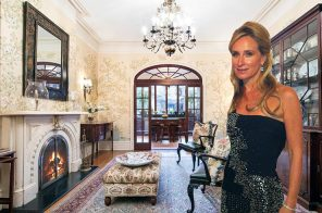 Rent 'Real Housewives of NYC' star Sonja Morgan's notorious Lenox Hill townhouse for $32K/month