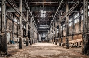 The Urban Lens: See the last photographs of the abandoned Domino Sugar Factory