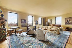 Grand Upper East Side co-op below Bette Midler's penthouse asks $20M