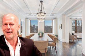 Bruce Willis lists striking six-bedroom Central Park West home for $18M