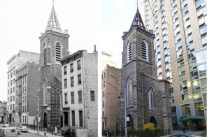 From house of worship to NYU dorm: The story of the East Village's 'ghost church'