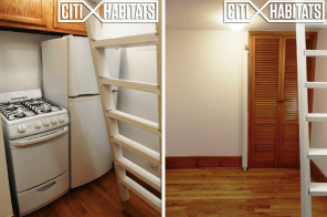 This 68-square-foot Upper West Side 'apartment' is $950/month