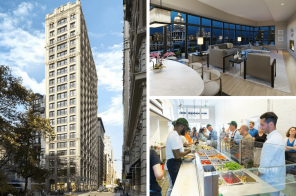 The new nomadic lifestyle: Luxury real estate and restaurants take over Nomad