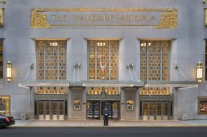 The Chinese government now owns the Waldorf Astoria