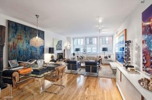 CNN anchor Jason Carroll is selling his chic Chelsea pad for $1.75M