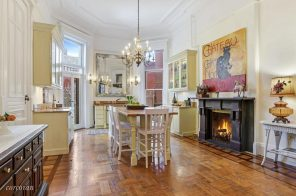 Clinton Hill Halloween Queen's celebrated townhouse hits the market for $2.65M