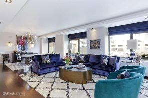 Amy Poehler and Will Arnett's former West Village condo seeks new life as a $24K/month rental