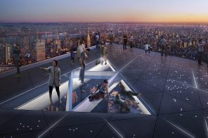 See dizzying new renderings of 30 Hudson Yards' outdoor observation deck, the highest in NYC