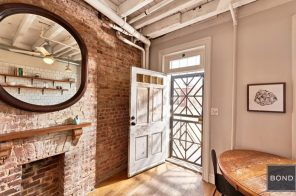 For only $950K, this tiny townhouse in Stuyvesant Heights has a backyard shed and modern updates