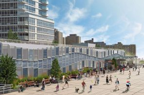 See new renderings of 'Ocean Dreams,' Coney Island's wavy Surf Avenue rental towers