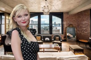 Kirsten Dunst finally unloads her stylish Soho penthouse for $4.4M