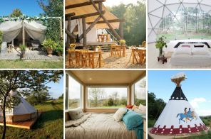 10 glorious glamping sites near New York City