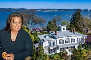 Rosie O'Donnell's former Nyack mansion is asking a 'Pretty Penny' at $4.75M