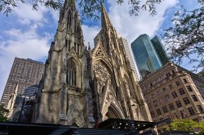 St. Patrick's Cathedral $7M air rights deal blocked by exclusive men's club