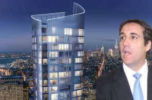 Michael Cohen lists Tribeca condo as a $25,000 rental just four months after buying it