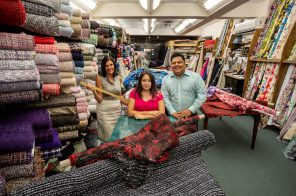 Where I Work: Mendel Goldberg Fabrics has been outfitting the Lower East Side for 130 years