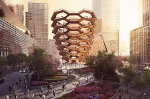 Reservations to climb Hudson Yards' giant public sculpture are open!