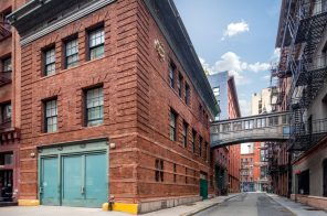 Tribeca's historic skybridge building gets a major price chop to $35M